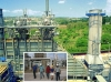 The retrofitted 122-MW Bogue power plant will run mainly on RLNG