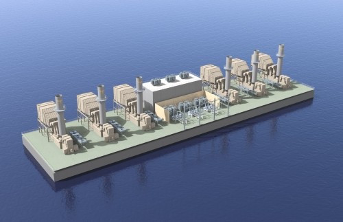 floating power plant London, august 23, 2018 /prnewswire/ -- about floating power plant a  floating power plant is a plug and play solution that generates and.