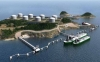 Render of integrated LNG-to-Power project
