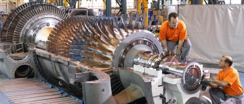 GE to supply four 9E turbines for Iraqi power plant - Gas To